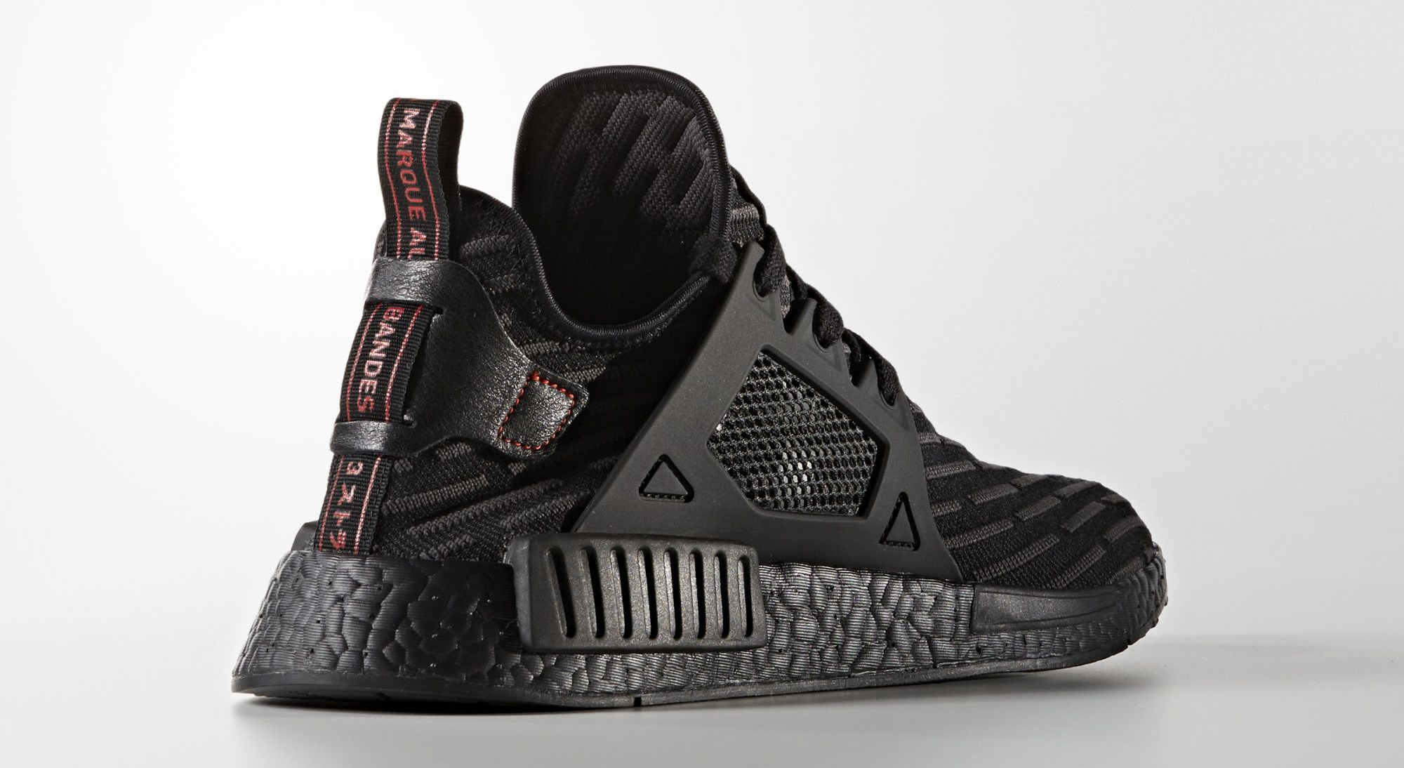 adidas nmd xr1 pk striped triple black aio bot releases. Black Bedroom Furniture Sets. Home Design Ideas