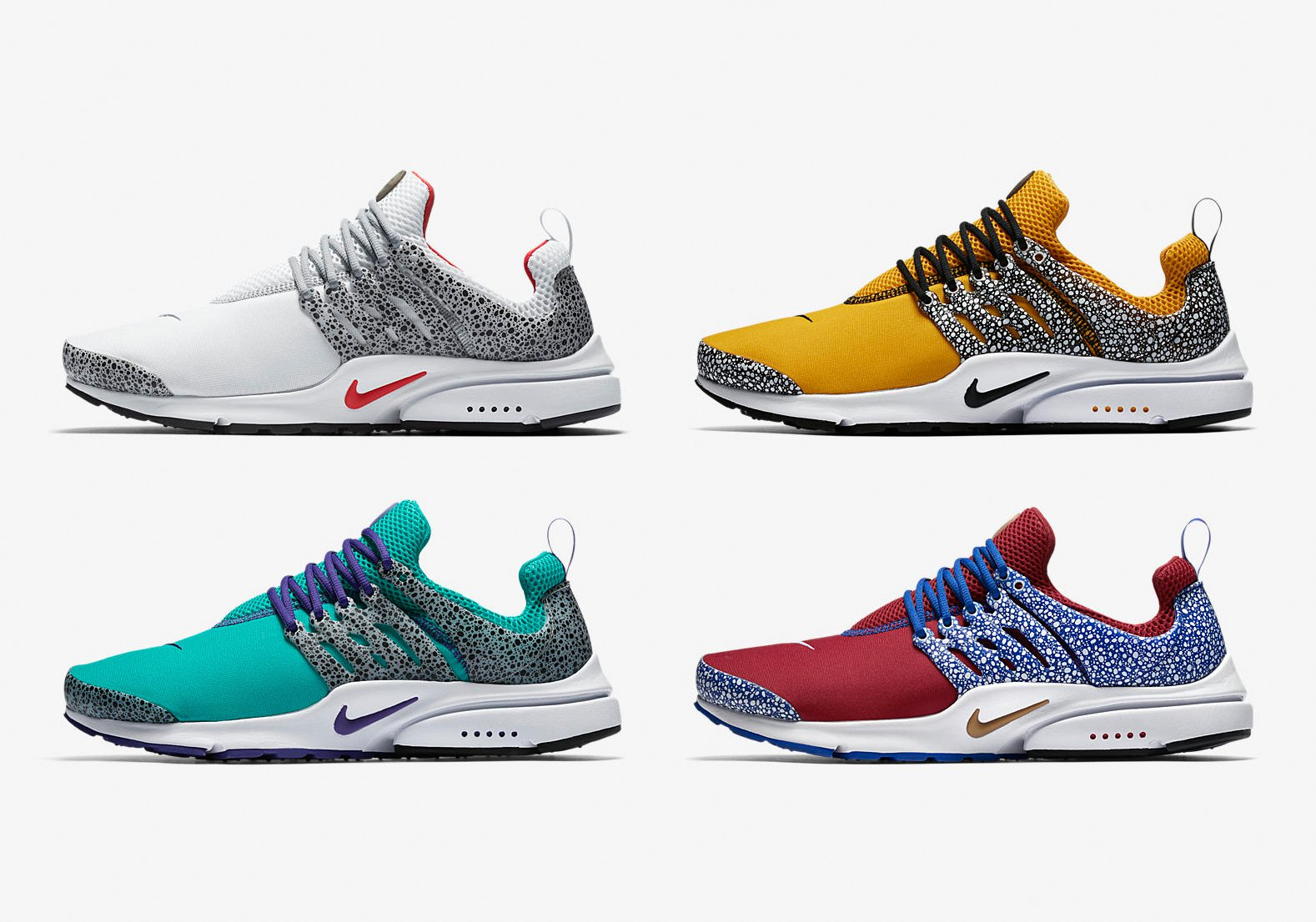 "Nike Air Presto QS ""Safari Pack"""