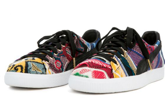 first rate 6b918 c6590 COOGI x Puma Clyde Low