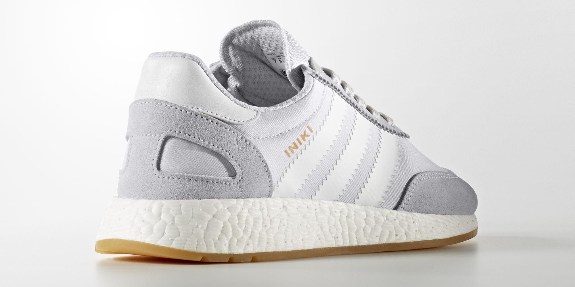 """3bf653e8f5ef6 adidas W Iniki Runner """"Grey Gum"""""""