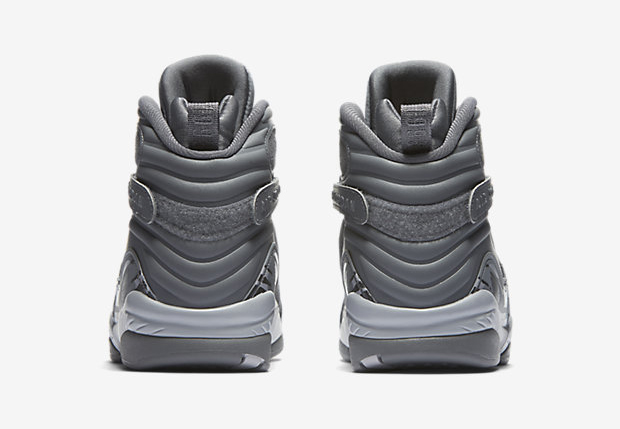 "best cheap 64c34 3d796 Air Jordan 8 Retro ""Cool Grey"""