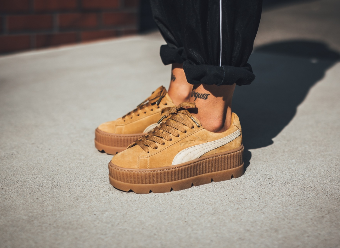 watch 51ff6 c7916 Rihanna x Puma Fenty Cleated Creeper Suede - AIO Bot - Releases